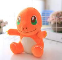 baby doll companies - Miao frog seed fire dragon Jeni turtle Pikachu doll baby toys Christmas gifts wedding company gifts