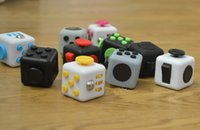 Wholesale New Fashion Toys Fidget Cube Relieves Stress for Adults Children Anxiety Attention Toy