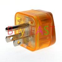 america plug adapter - USA Canada North America Nema P Travel Adapter Type B Plug w Surge Protector Voltage Indicator
