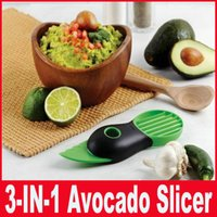 Wholesale Good Grips IN Avocado Slicer With Knife Pitter Peeler And Scoop Kitchen Utensil fruit Tool DHL