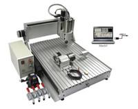 Wholesale cnc milling machine Z VFD1 KW USB axis USB Port free tax to Europe