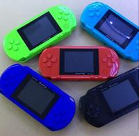 Wholesale 10PCS Hot Sale Slim Station Handheld Game Console PXP3 Bit inch Color ScreenZY PXP3
