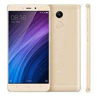 achat en gros de xiaomi 32gb-Xiaomi Redmi 4 pro Téléphone Portable 3 Go RAM 32 Go ROM Snapdragon 625 Octa Core CPU 5 pouces 13.0mp Fingerprint MIUI 8