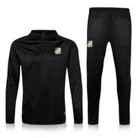 Wholesale 2016 new design Paris football training clothes jacket spring fall fashion slim long sleeved sports jacket men s