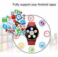 Original ZGPAX S99 moniteur de fréquence cardiaque Android Smart Watch Phone 3G Quad Core avec 5.0 MP Appareil photo GPS WiFi Bluetooth 4.0 Podomètre