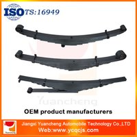 Wholesale American Type Suspension Leaf Spring Man Tga Truck Parts