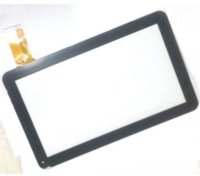 Wholesale New Capacitive touch Screen Digitizer For quot Irulu eXpro x11 Tablet Touch Panel Glass Sensor Replacement