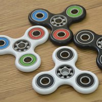Wholesale Hot Toy EDC Hand Spinner Fidget Toy For Decompression Anxiety Toys with retailed Hand Killing Time with retailed box
