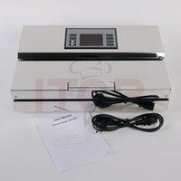 Wholesale 220V Household Food Vacuum Sealer Packaging Machine Film Sealer Vacuum Packer