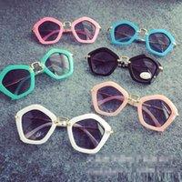 baby glasses frames - Hug me Baby Girls Boys New Cartoon shape children s Sunglasses children s Sunglasses children s glasses EC