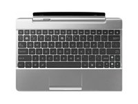 asus keyboard dock - Original keyboard For Asus Transformer Pad TF300T TF300TC TF300TL Tablet PC dock charger keyboard base for asus tf300t