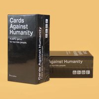 Wholesale UK US AU CA Humanity Cards Game Basic Edition Cards Against Games Humanity Card Game Cards with excellent quality