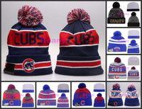 Wholesale 2016 World Series Champs Cubs Beanies Wool Knit Hats Baseball Sports Hip Hop Snapbacks Caps