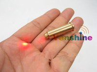 Wholesale Brass CAL Cartridge Bore Sighter Red Dot Laser Boresighter Sight Hunting Copper