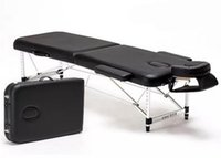 Wholesale One Piece Folding Massage Table for Health and Beauty Filed Mulit Useful in Tattoo Salon Spy and Relaxing Industry