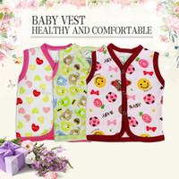 baby shops - piece Summer baby dress underwear cotton underwear men and women baby sweat vest Underwear free shopping