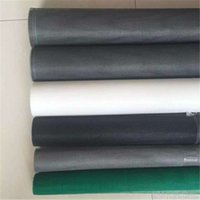 Wholesale 30m Width m Height Black Fiberglass Insect Screen Window Screen High Quality Fly Screen for Hotels Buildings and Home
