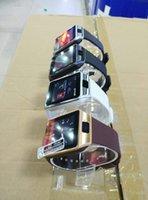 Montre de fitness de santé à puce Prix-2016 Bluetooth Smart Watch Montres-bracelets avec fente pour carte SIM et Santé Watchs pour Android Samsung et IOS Apple iphone Smartphone DHL Free