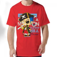 adult pirate shirt - Freen shipping new arrived Pirate Boy Adult Standard Weight T shirt For Men Cotton