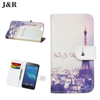 Wholesale Wallet Leather Case For ZTE A465 With Kickstand And Card Slots Inch For ZTE A465 Mobile Phone Bags Cases