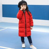 Baby Down Jacket Invierno Down Coat Niñas Chicos Chaquetas Abrigos Niños Padded Chaqueta Caliente Baby Clothes Zipper Hoodie Niños Abrigos Venta al por mayor 328