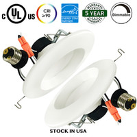 Wholesale Dimmable Led spotlights E26 down light W W UL cUL Ra Led downlight V Led lamp