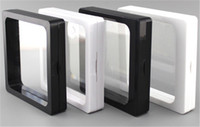 Wholesale 50 x7x2cm clear plastic membranes photo frame display collection box jewelry box ourself mold