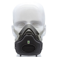 anti coal - Pro KN95 Dust Mask Respirators Anti Dust Grinding Fiber Half Mask Coal Mine Sanding Paint Protection Filter Protection Tools