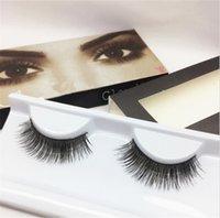 Wholesale 2016 Beauty False Eyelashes sophia Messy Cross Thick Natural Fake Eye Lashes Professional Makeup Bigeye Eye Lashes Handmade