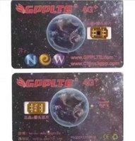 Wholesale newest GPPLTE G unlock ios r sim rsim11 Sprint ATT verizon iphone plus i7 s plus S FDD TDD G wcdma networking