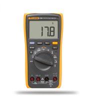 Wholesale FLUKE B AC DC Voltage Current Capacitance Ohm Auto Manual Range Digital multimeter with Temperature Measurement