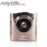 100% Original Anytek A3 coche DVRs Novatek 96655 Cámara de coche con Sony IMX322 CMOS super visión nocturna Dash cámara DVR coche negro