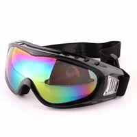 avant garde eyewear - Outdoor Cycling Glasses Goggles Skiing Cycling Eyewear Windproof PC Trend Avant garde Personality Simple UV400 Multi Unisex