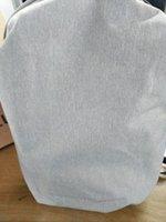 MEIZU / Meizu viaje de ocio mochila de la universidad viento simple mochila Mochila El diseño de la superficie de revestimiento estructura divisor correa