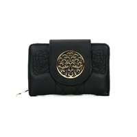 Wholesale ANNA JONES Woman Wallets Hasp Clutch Purse Credit Card Package Brand Multi bit Fashion Vintage Ladies Purse VKP1417