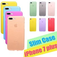 Wholesale 0 mm Ultra Thin Slim Matte Frosted Clear Transparent Flexible Soft PP Full Cover Case Skin For iPhone Plus S inch MOQ