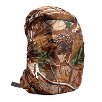 Wholesale Outdoor Hiking Backpack Rain Cover Waterproof Durable L L Camping Raincover Travel Kit Army Green Camo