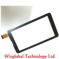 Wholesale New touch screen Panel digitizer Glass Sensor Replacement For quot Chuwi Vi7 G Tablet tracking