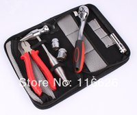 Wholesale Cheap Black Men s Mini Hand by Tool bag with nets Electrician small Kits organizer bag without Tools