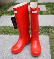 army outfitters - Original Gloss Matte h rain boot Women s Bright Red at Urban Outfitters H Rainboots Tall Waterproof H Wellies Rain Boots