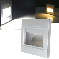 Wholesale 2 W Recessed Downlight Stage Stair COB Lighting Wall Decking Spot Light Deck Lamp AC85 V LEG_744