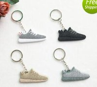 Wholesale 350 shoes V2 keychain color set