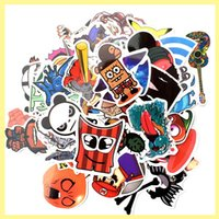 Wholesale Waterproof removable sticker Car decoration Hot style Car wrap not repeat graffiti stickers car sticker