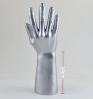 Wholesale jewelry display hand mannequin Industrial gloves hand mold antifreeze Jewelry models pc hand Freeship M00525