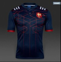 big rip - 2016 new arrived France Rugby Jersey top quality rugby shirt big size s XL