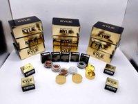 Kylie Limited Édition Anniversaire Crème pour les sourcils imperméables Kylie DIP-BROW Pommade Anniversaire Edition Pâte pour les sourcils Kylie Rose Gold + brun