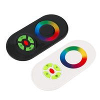 Wholesale RF Touch Panel Wireless Remote Controller For RGB Led Strip Light DC V V