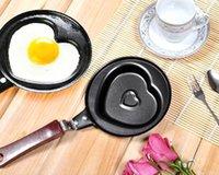 Wholesale Non Stick Mini Frying Pan Mini Non Stick Egg Frying PANCAKES Kitchen Pan Housewares Kitchen Cauldron