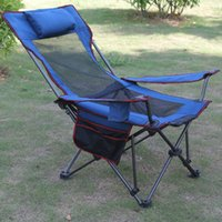 Wholesale High Quality Fishing Chair Outdoor Camping Folding Beach Chair Waterproof Breathable Leisure Chair