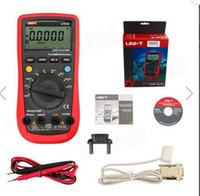 Wholesale UNI T UT61E Auto Range Digital Multimeter AC DC Volt Amp Resistance Capacitance Frequency Duty Cycle Meter